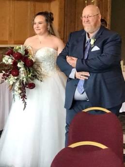 Milo Brinna wedding